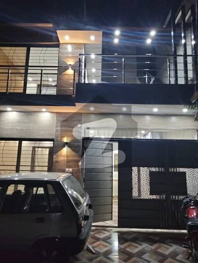 5- Marla Brand New Double Storey House Available For Sale