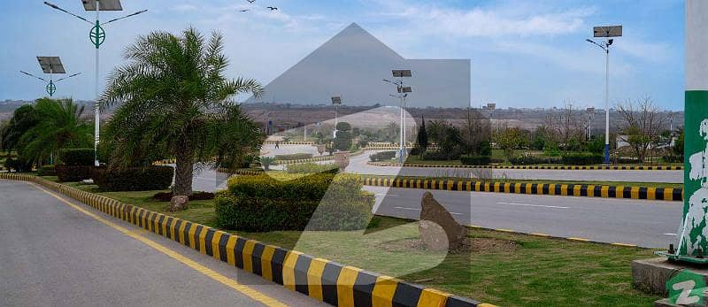 Commercial Plot For Sale (50x70) At 150 Ft Main Boulevard, Gulberg Business Squared