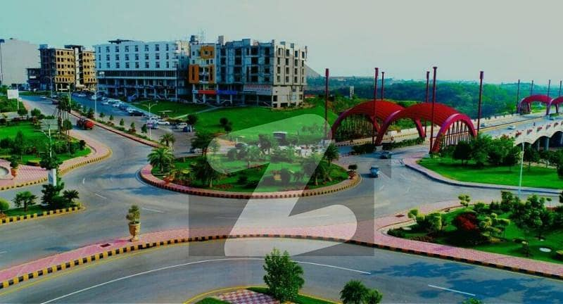 Commercial 50x70 Plot Available For Sale At 220 Ft Wide Main Boulevard Gulberg Business Square