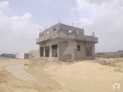 Under Construction House For Sale In Khuda Ki Basti