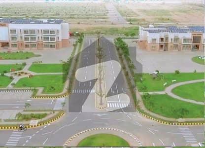 Dha City Karachi 125 Square Yards Full Paid Residential Plot