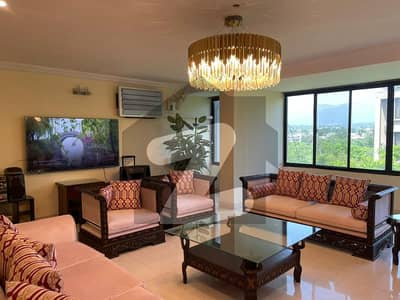 2 Beds Furnished Apartment For Rent In Diplomatic Enclave