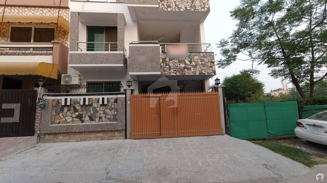 Corner House With Extra Land House For Sale In I-10/4 Islamabad