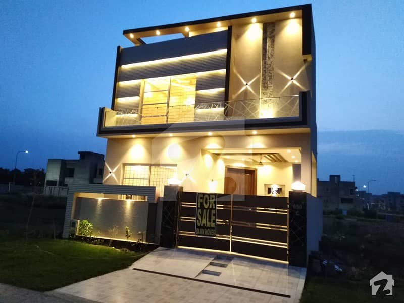 5 Marla Brand New House For Sale In Paragon City