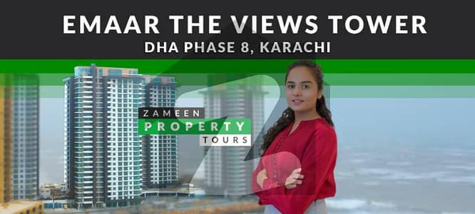 Emaar The View Tower Book Your Dream Apartment Today