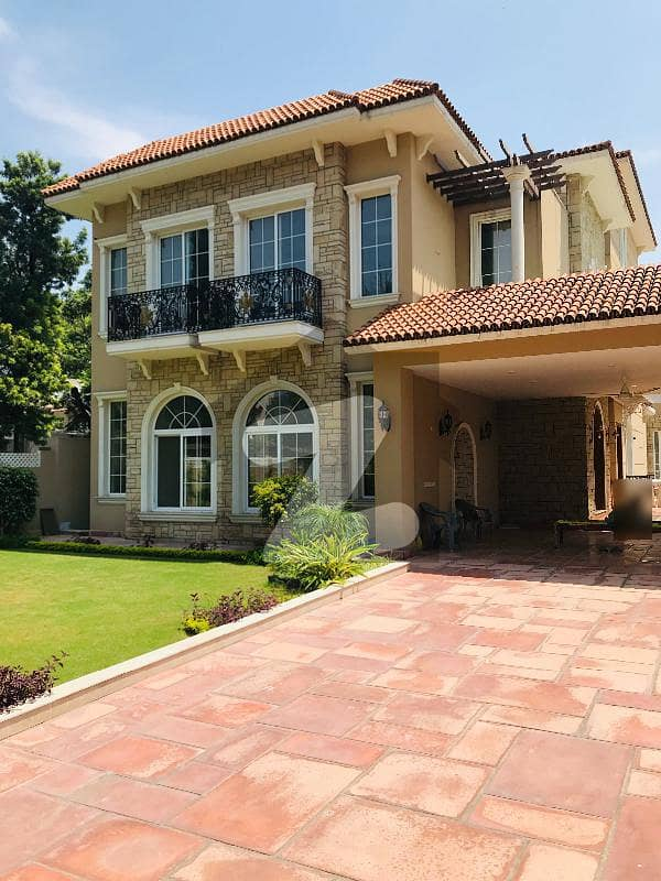 F-7 Brand New Ambassador Level House Is Available For Rent
