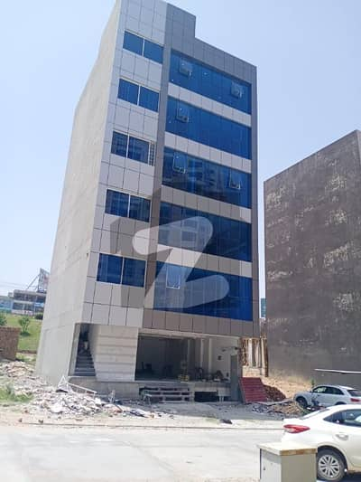 5 Marla Brand New Plaza For Sale In Dha Phase 2 Sector A (32.5 Front X 35 Ft)