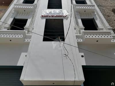 کورنگی - سیکٹر 31-جی کورنگی کراچی میں 2 کمروں کا 2 مرلہ فلیٹ 23 لاکھ میں برائے فروخت۔