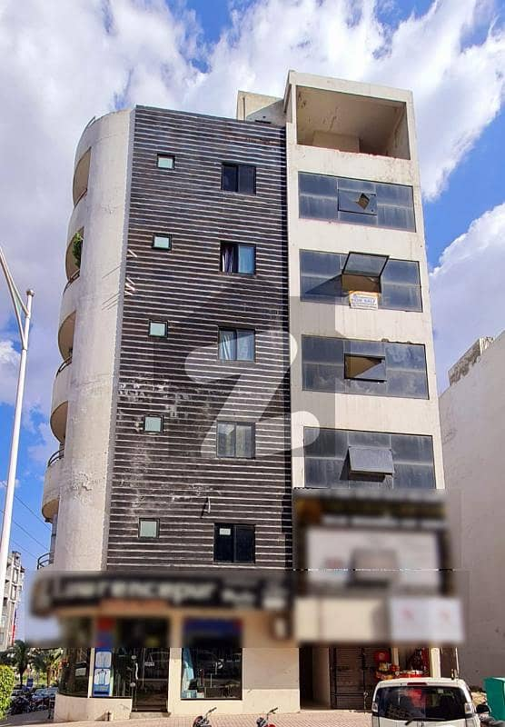 1 Bed Apartment For Sale In Bahria Town Civic Center, Rawalpindi