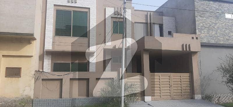 7 Marla Double Storey Furnished House For Rent