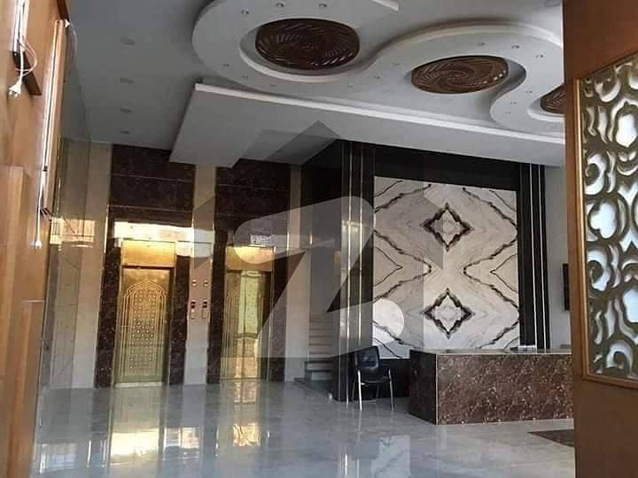 3BED DD BRAND NEW FLAT FOR SALE AT TARIQ ROAD