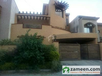 Prime Location Houses In Saddar And Westridge Available For Sale