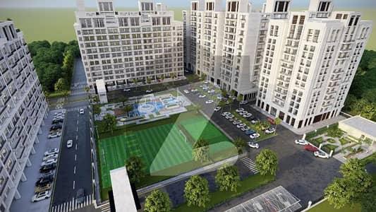 Union Luxury Apartments Studio Apartment In Etihad Town Phase 2 On Easy Installment