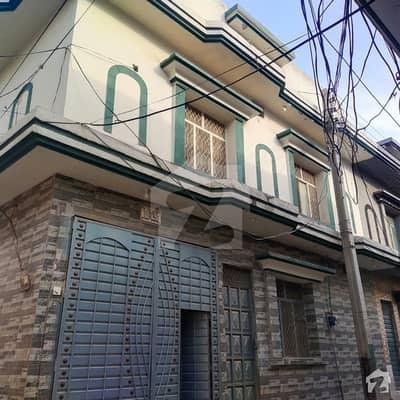 5 Marla Double Storey Corner House