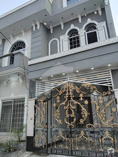 5 Marla Double Storey House Brand New House Furnished House