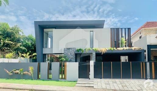 Luxurious 1 Kanal Brand New Designer House For Sale DHA 2