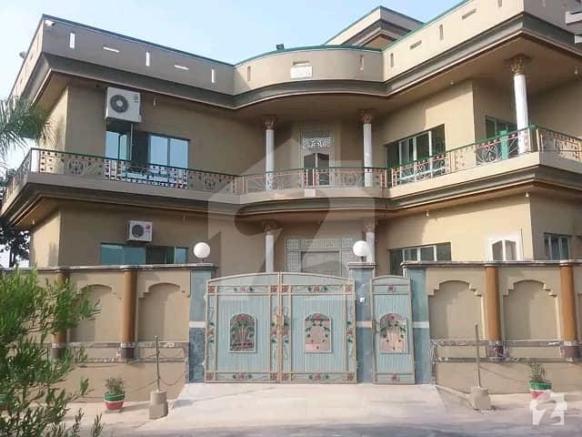 چتر اسلام آباد میں 6 کمروں کا 1.5 کنال مکان 3.5 کروڑ میں برائے فروخت۔