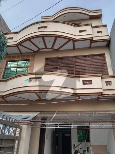 5 Marla Double Storey House With Gas And Water Bore