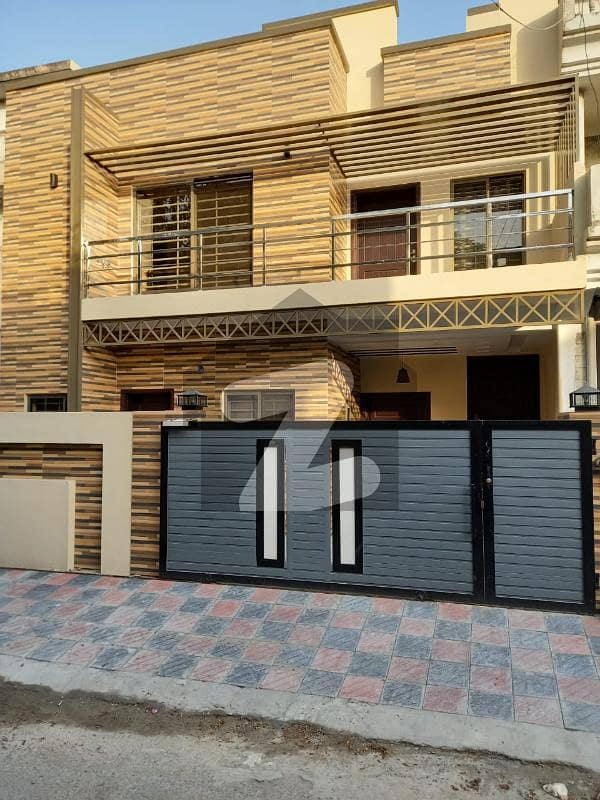 7 Marla Brand New Double Unit House For Sale
