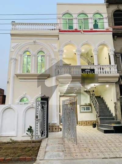 FIVE MARLA SPANISH BANGLOW OWNER BUILT FOR SALE IN CANAL GARDEN LHR