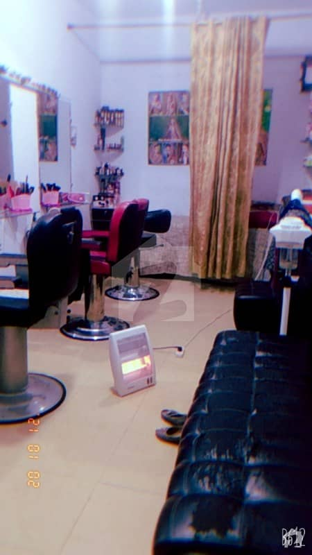 Ladies Beauty Parlor Running For Sale In G13 Islamabad Pakistan