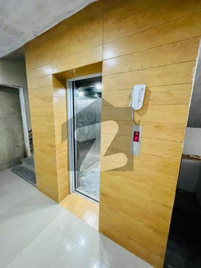 New Flat Available For Rent At Prime Location Of Unit 6 Latifabad.