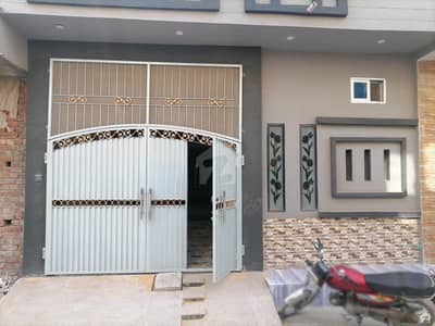 Gorgeous 4 Marla House For Sale Available In Green Cap Housing Society