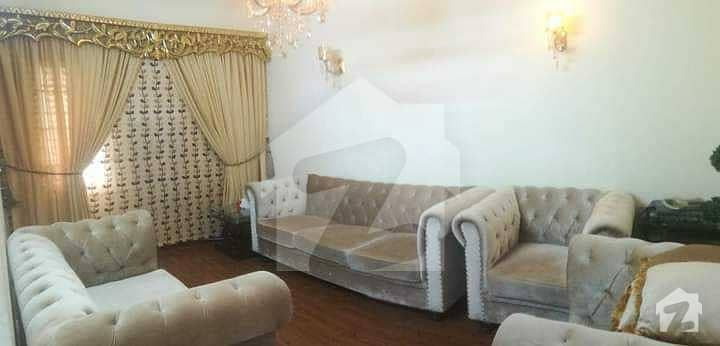 Well Furnished Corner Bungalow For Sale In Saima Arbian Villas Society