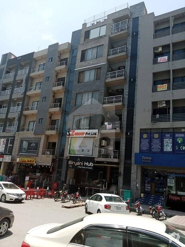 1 BEDROOM FULL FURNISH APARTMENT FOR SALE IN BAHRIA TOWN PHASE 4 CIVIC CENTRE