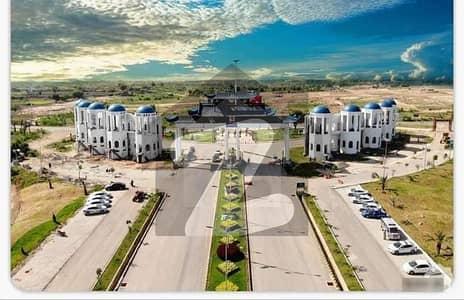 بلیو ورلڈ سٹی چکری روڈ راولپنڈی میں 5 مرلہ رہائشی پلاٹ 8.5 لاکھ میں برائے فروخت۔