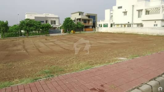 10 Marla Residential Plot For Sale Bahria Town Phase 8 Rawalpindi