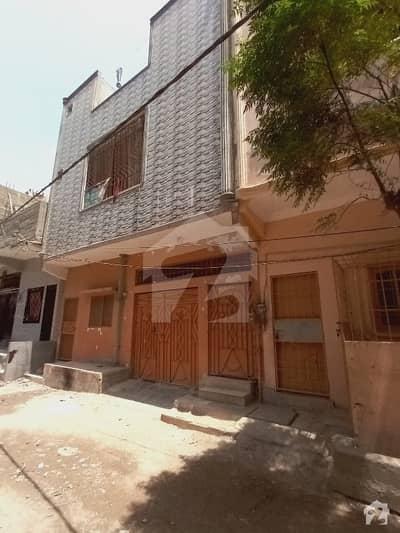 شاہ لطیف ٹاؤن بِن قاسم ٹاؤن کراچی میں 8 کمروں کا 3 مرلہ مکان 75 لاکھ میں برائے فروخت۔