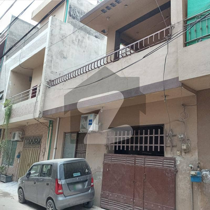 5 Marla Double Unit Owner Built House For Sale Is Available At Township Lahore