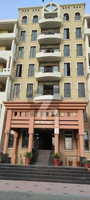 Appartment For Sale In Hot location in DHA Phase 8 Air Evenue Defence.