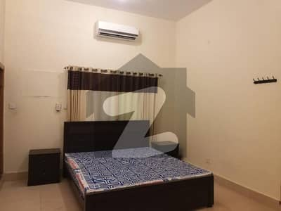 Semi Furnished One Room Available For Single Person