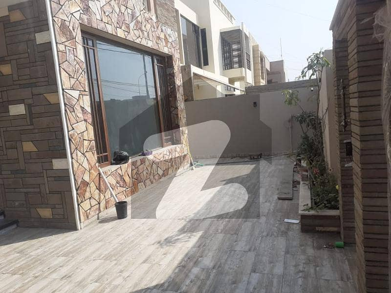 Brand New 500 sq. yd 7 Bedrooms with Basement Bungalow For Sale