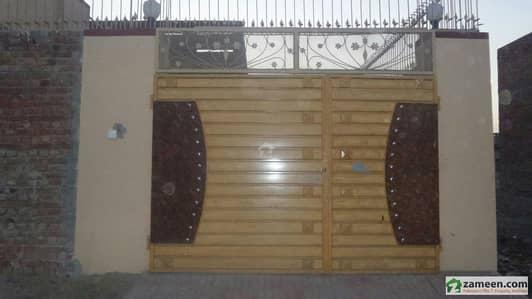 Single Storey House For Sale At Model Town Okara