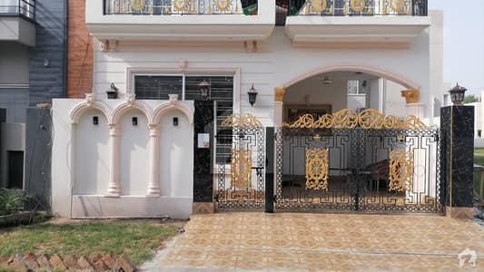 5 Marla Double Storey Spanish House For Sale In DHA Rahbar Block L