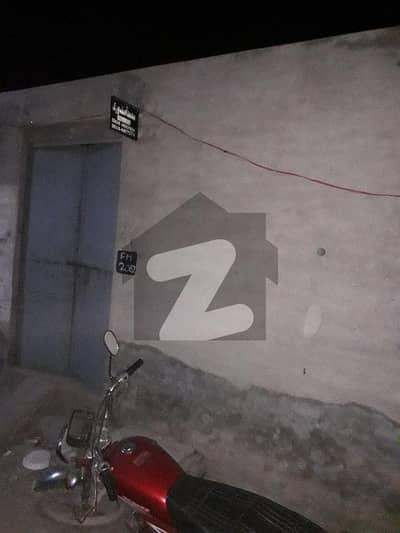 4 Marla Separate House At Nain Sukh  Sagiyan By Pas