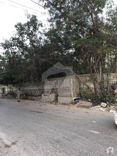 Plot In Main Shahrah E Faisal Ideal Location