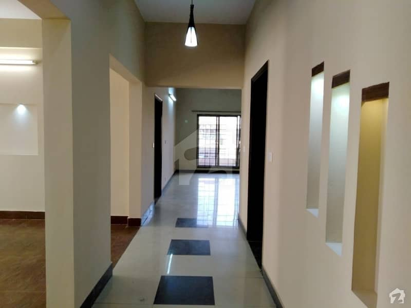 West Open Top Floor  Flat Is Available For Sale In G +3 Building