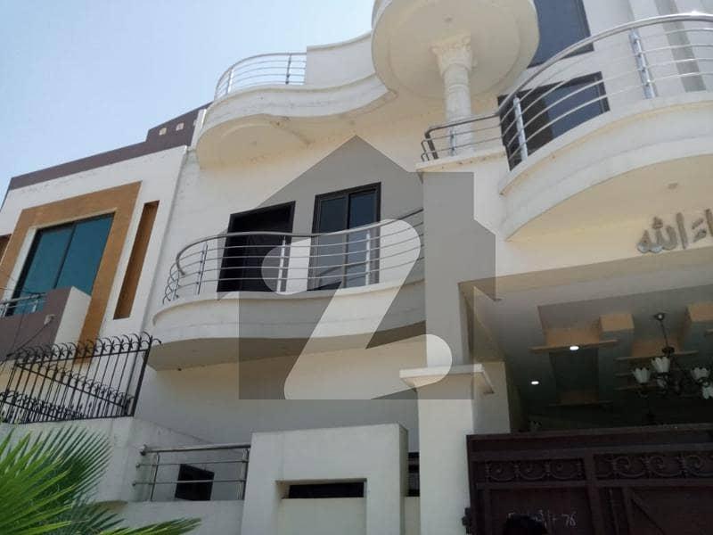 ایس اے گارڈنز فیز 2 ایس اے گارڈنز جی ٹی روڈ لاہور میں 3 کمروں کا 6 مرلہ مکان 1.25 کروڑ میں برائے فروخت۔