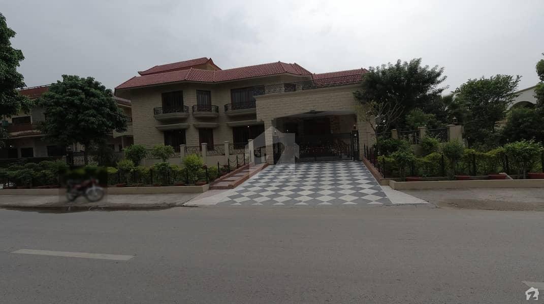 Corner House For Sale In Cda Sector I-8 Islamabad