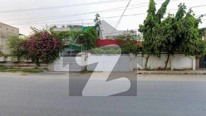 سبزہ زار سکیم ۔ بلاک اے سبزہ زار سکیم لاہور میں 1 کنال مکان 3.8 کروڑ میں برائے فروخت۔