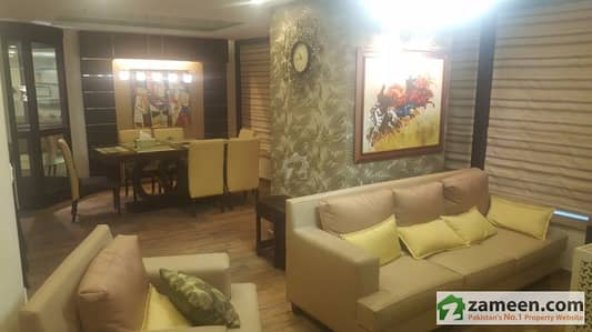 2 Bed Fully Furnished Luxury Apartment In Centaurus Beautiful View