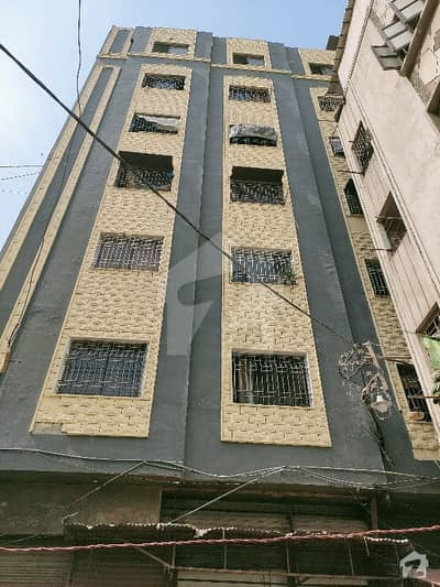 Ready To Buy A 6th Floor  Flat 1100 Square Feet In Karachi For More Video Whatsapp Me 03132555107