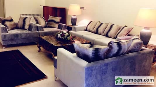 2 Bed Apartment With Servant Room Fully Furnished Available In Diplomatic Enclave