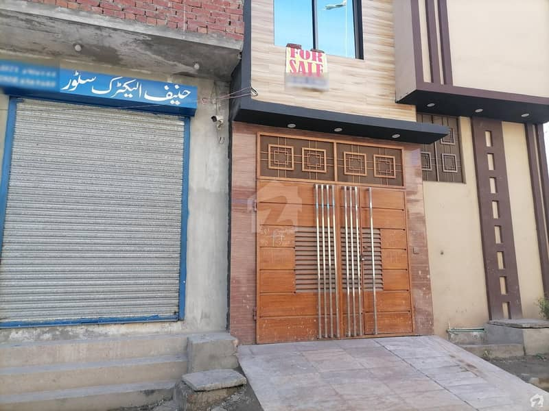 4 Marla House For Rent Is Available In Sajid Garden