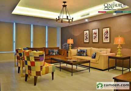 3 Bed Luxury Apartment Fully Furnished Available In Centaurus