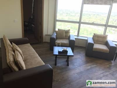 1 Bed Luxurious Apartment In Centaurus Full Furnished With Exotic View